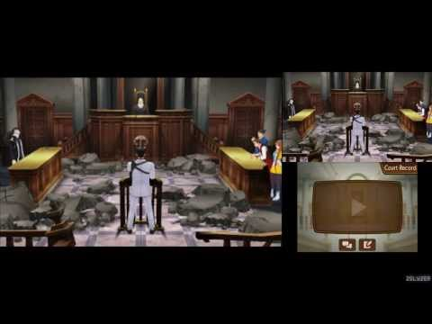 Phoenix Wright: Dual Destinies #31 - Turnabout for Tomorrow ~ Trial, Day 1 (4/4)
