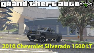2010 Chevrolet Silverado 1500 LT | Gta 5 PC