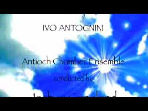 PATER NOSTER by Ivo Antognini - Antioch Chamber Ensemble
