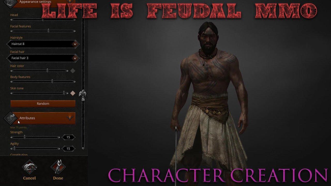 Life is feudal цветной текст в чате средневековый замок королевство ролевая игра форум