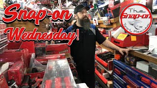 SNAP-ON WEDNESDAY! - What Is Snap-on Wednesday?