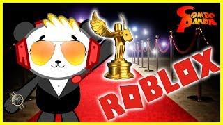 HOW TO GET GOLD WINGS! Bloxy Awards Scavenger Hunt ROBLOX Let's Play with Combo Panda