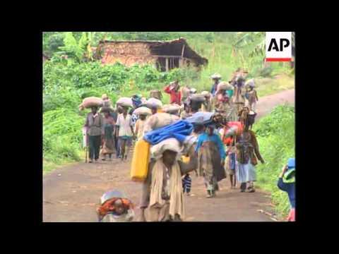 ZAIRE/RWANDA: SITUATION UPDATE