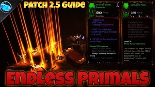 BEST DAMN Diablo 3: Farming Guide for Complete Primal Gear Patch 2.5.0! (PC/Console) ON THE INTERWEB