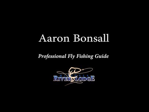 Montana Fly Fishing Guide Interview - Aaron Bonsall