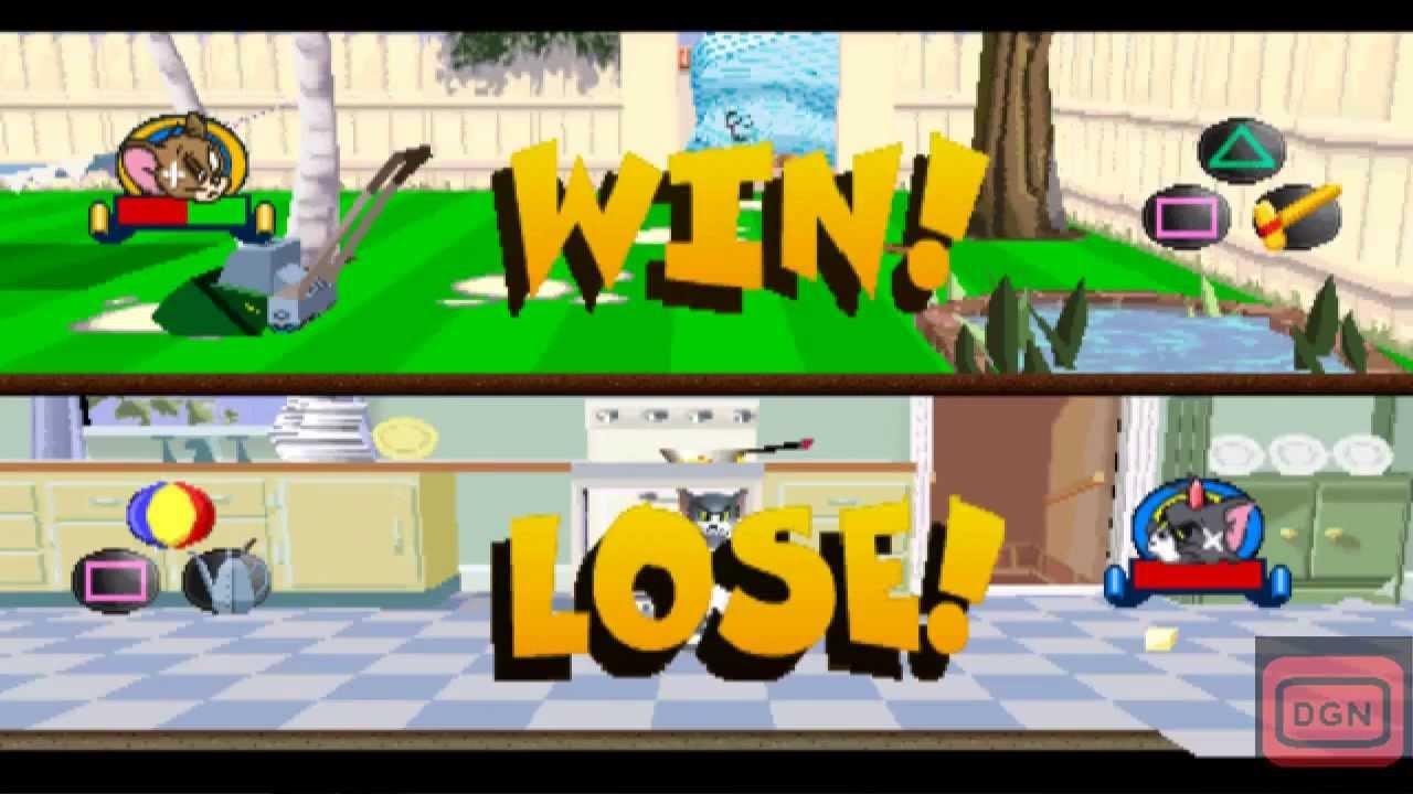 Том и джерри игра ловушка для джерри видео игры черепашки ниндзя мега мутант