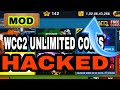 Wcc2 new version  unlimited coins | tournaments unlocked