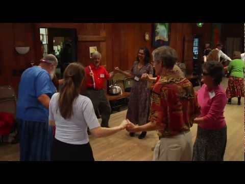 Maryland Line 2 - Golden Slippers square dance