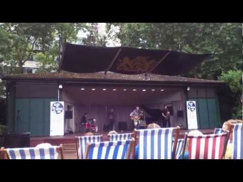 live music in victoria park,london