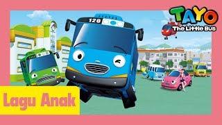 Tayo Lagu Pembukaan Tema Versi Tayo l lagu untuk anak-anak lTayo bus kecil