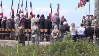 U.S. Army Europe (USAREUR) Band D Day Normandie 70th Anniversery 2014