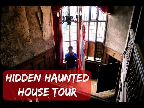 Hidden Haunted House Tour