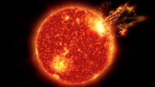 The Faint Young Star Paradox: Solar Storms May Have Been Key to Life on Earth
