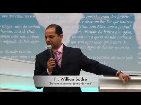 """Pr. Willian Sodre - """"Domine o valente dentro de você"""" - IIGD Pompano Beach - Florida"""