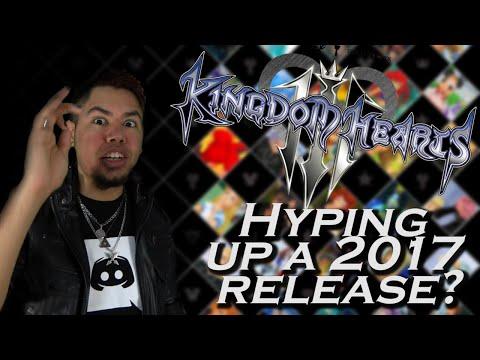 KINGDOM HEARTS 3 SET FOR 2017?