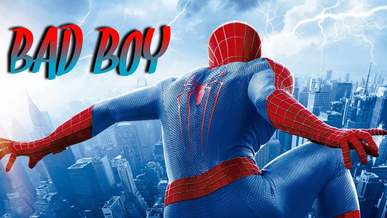 Download Bad Boy Song | The Amazing Spider Man 2 || @Sahu Kings