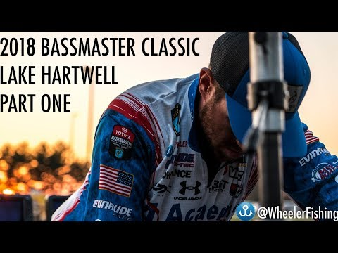 Bassmaster Classic: Part One | WheelerFishing Episode 4