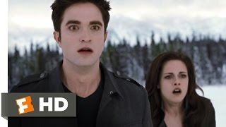 twilight breaking dawn part 2 710 movie clip the battle begins 2012 hd