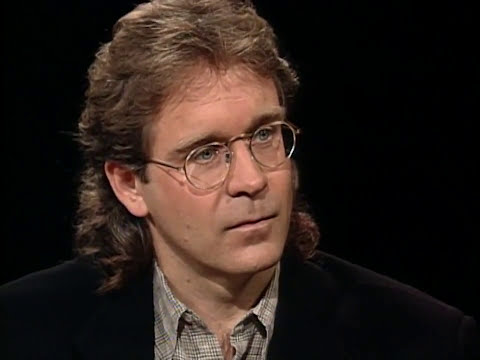 Mark Frost interview on Charlie Rose (1993)