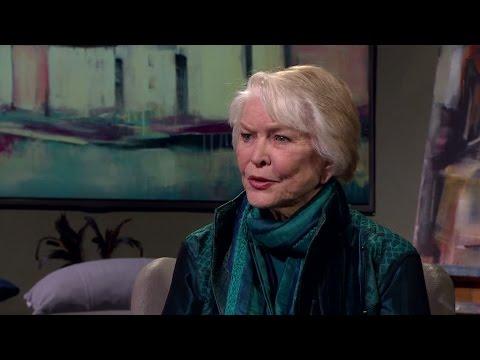 Skådespelaren Ellen Burstyn tar kampen för kvinnorollerna - Malou Efter tio (TV4)