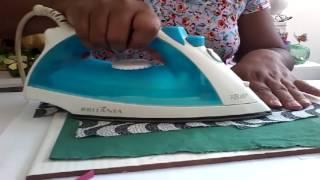 Como plastificar tecido e feltro