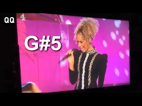 [Exclusive] Leona Lewis 2018 Look Back - Greatest Live Vocal Moments