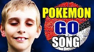 POKEMON GO SONG!!! by MISHA FOR KIDS [ORIGINAL]