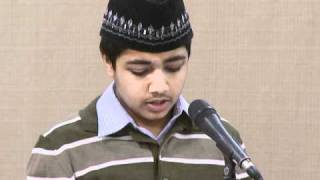 Gulshan-e-Waqfe Nau (Atfal) Class: 11th December 2010 - Part 1 (Urdu)