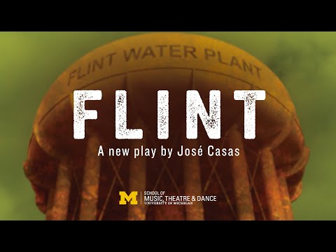 """Flint"": A New Play by José Casas, Asst. Professor of Theatre & Drama"