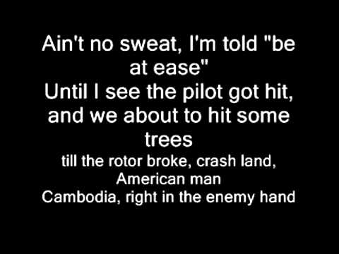 Uncommon Valor - Jedi Mind Tricks (Lyrics)