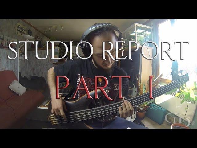 Album Studio Report - Part 1