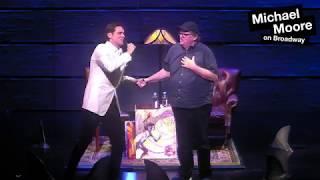 Jim Carrey Joins Michael Moore on Broadway