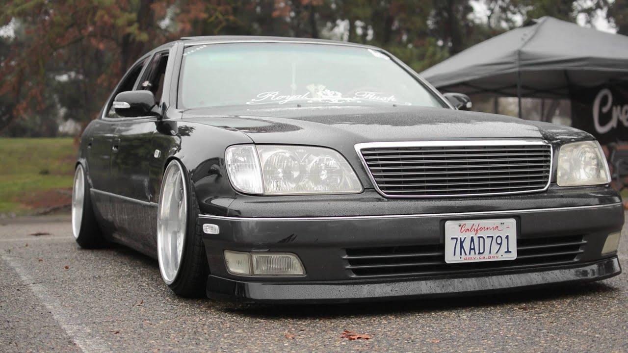 LS400 Lexus Static VIP