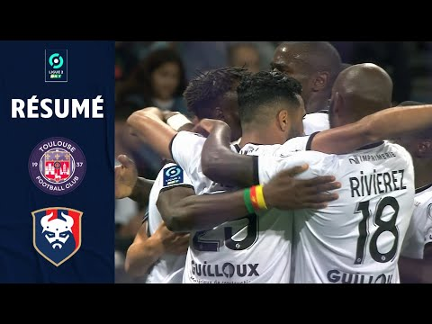 Toulouse Caen Goals And Highlights