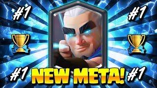 #1 STRONGEST NEW META DECK after UPDATE! NEW MAGIC ARCHER OP!!