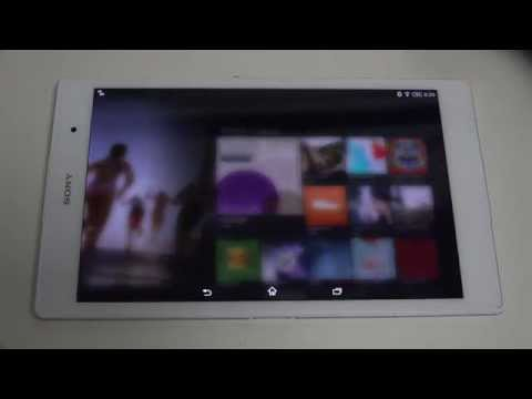 Sony Xperia Z3 Tablet Compact Review (PS4 Destiny Remote Play Demo)