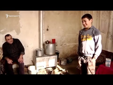 Life's Challenges In An Armenian Village.