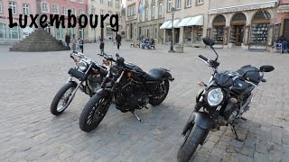 Balade moto #3 Luxembourg