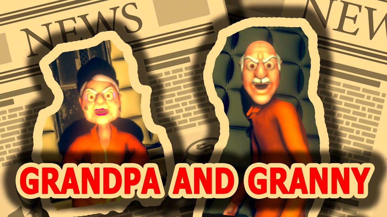 Download 🔥 GRANDPA and GRANNY new extreme escape! 😱 New horror game 2021!