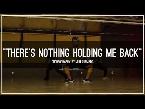 """Shawn Mendes """"There's Nothing Holding Me Back"""" Choreography by Jun Quemado"""