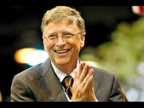 Forbes ranks Bill Gates  as the richest man in the world
