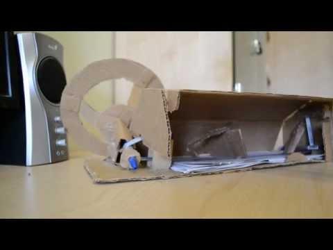 видео: Руль своими руками на 900 градусов: Принцип