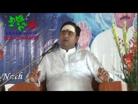 "Aquarian Era Spirituality Re-Defined 2013 ""Siddha Sanmarga"""
