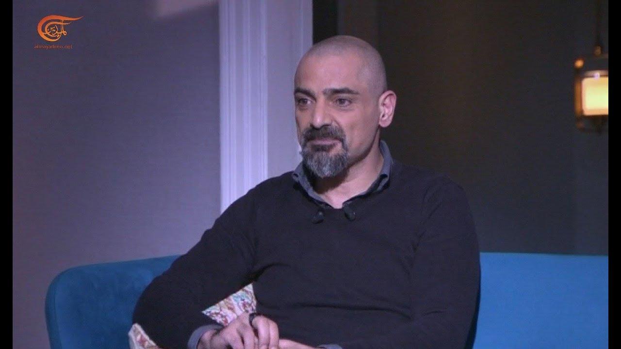 الكاتب والممثل والمخرج رودني حداد  - 14:00-2021 / 1 / 17