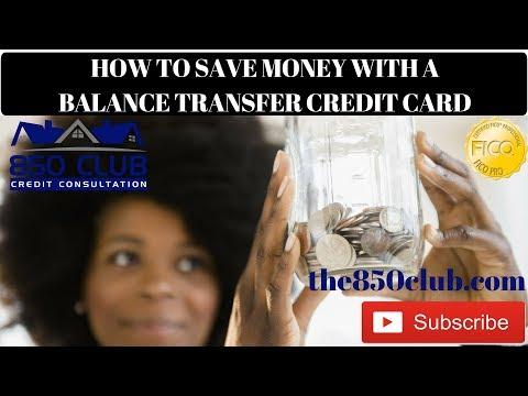 How Do Balance Transfer Credit Cards Work