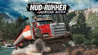 Spintires: MudRunner Ford Vs Chevy!