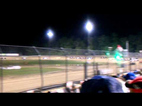Dirt Late models Racing at Ocala Speedway