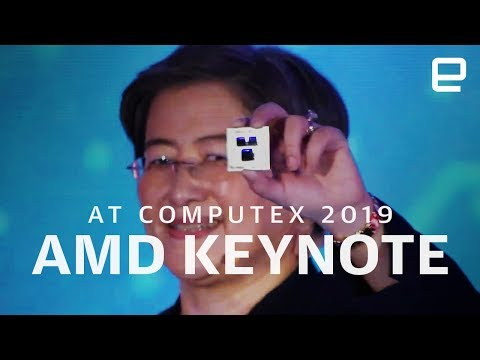 AMD Keynote at Computex 2019 in 9 minutes