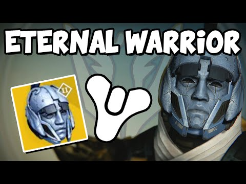 Destiny - ETERNAL WARRIOR - Exotic Helmet Showcase