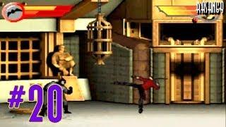 Batman - Rise of Sin Tzu (GBA) walkthrough part 20 (FINAL)